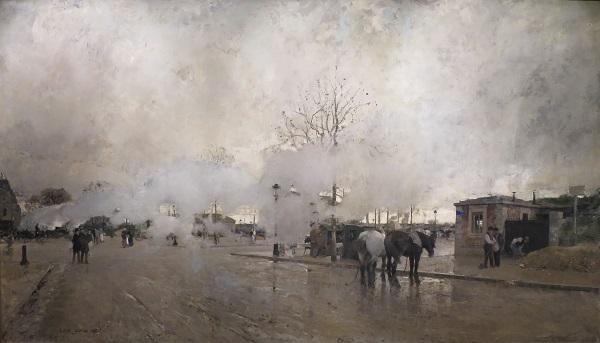 'Smoke_on_the_Paris_Circuit_Line_(The_Paris_Suburb)'_by_Luigi_Loir,_1885,_Pushkin_Museum.JPG